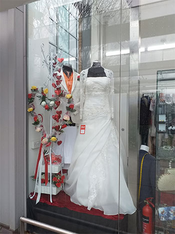 bridal suits tailor